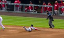Trea Turner triples, records his first cycle (Video)