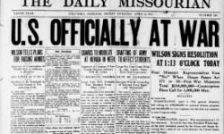 Profile America: United States Enters World War I