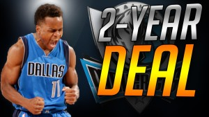 The Dallas Mavericks and Yogi Ferrell have agreed to a new Two-Year deal to remain with the Mavs after his 32 point performance!