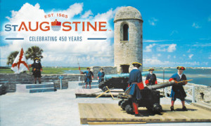 St Augustine Florida - Castillo Cannon Firing Discover more about the nation's oldest city.
