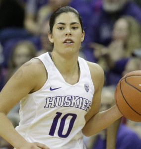 Kelsey Plum, University of Washington Huskies