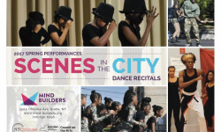 Bright Lights, Big City Dance Recital, May 7