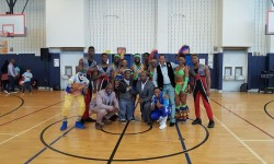UniverSoul Circus Gives Bronx Students a Sneek Peak
