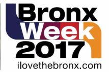 Bronx Week Begins, May 11-21