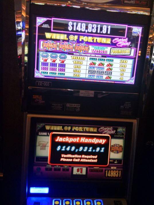 Empire city casino slot winners campground casino magic