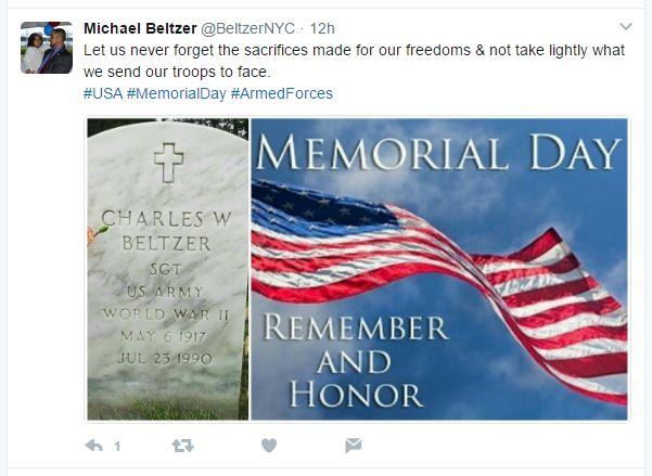 M Beltzer_Memorial Day 2017