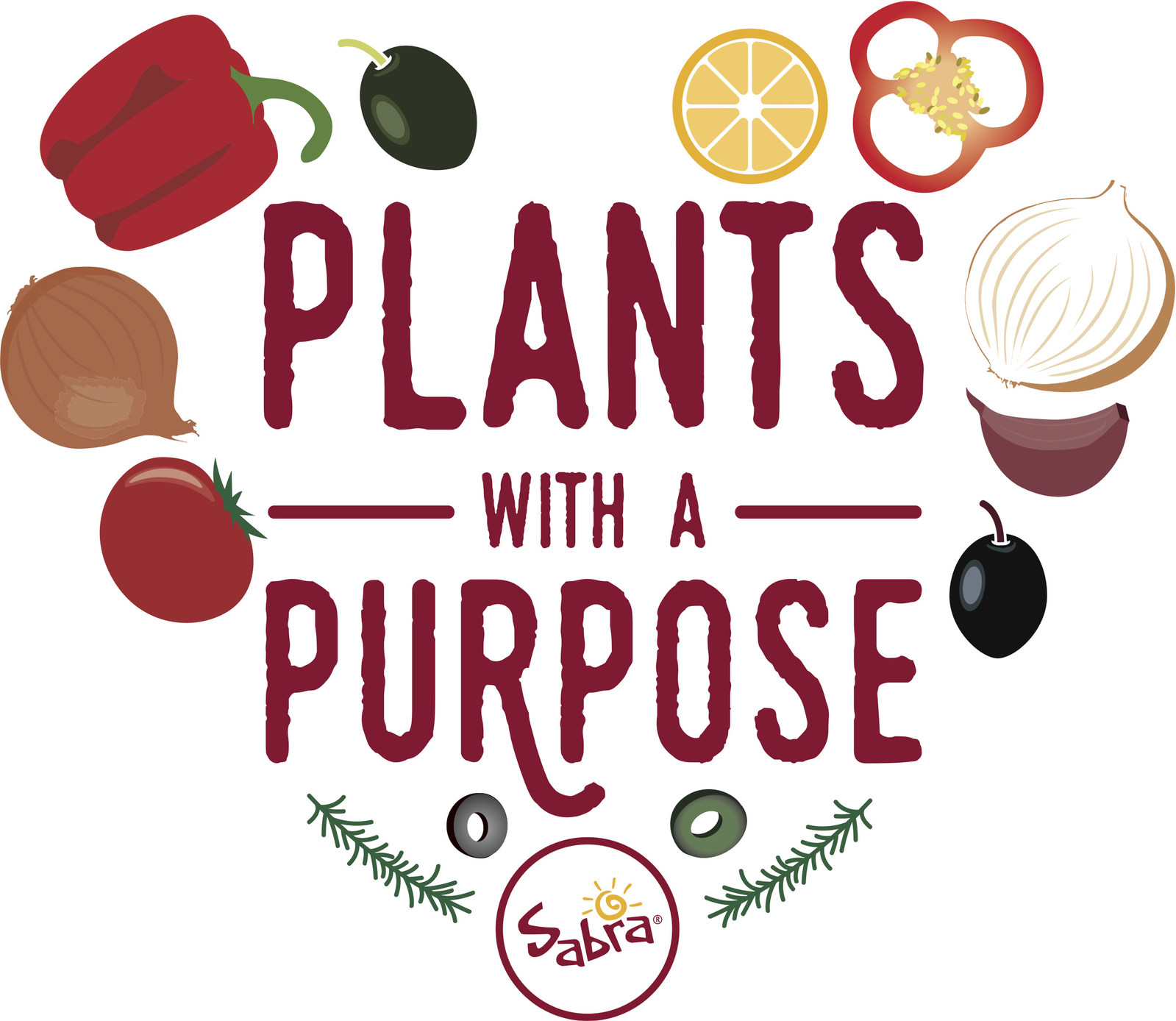 Sabra expands Plants with a Purpose, a community engagement initiative dedicated to helping alleviate the impact of food deserts in the United States. (PRNewsfoto/Sabra Dipping Company, LLC)
