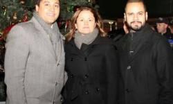 Assembly Member Robert J. Rodriguez, NYC Council Speaker Melissa Mark Viverito, and NYS Senator Jose Serrano. (NYS Assembly)