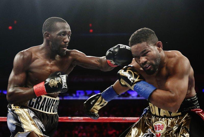 Crawford Fight. Photo Credit:  Top Rank