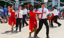 Lincoln Center Announces Midsummer Night Swing June 27th – July 15th