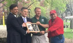 Emerald Tree and Shrub Care Receives Gold Star Award from TCIA