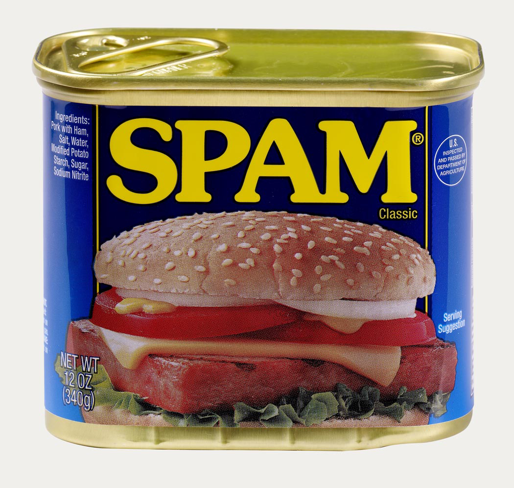 Spam, Hormel Products