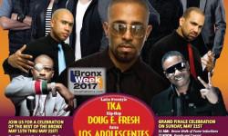Bronx Week Concert 2017 – May 21st