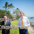 Mayor Bill de Blasio does a resiliency walking tour of Sunset Harbour with Miami Beach Mayor Philip Levine during the United States Conference of Mayors in Miami Beach, FL on Friday , June 23, 2017. Michael Appleton/Mayoral Photography Office