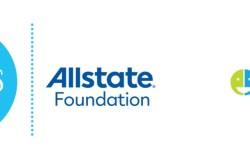 (PRNewsfoto/The Allstate Foundation)