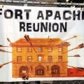 The name Fort Apache reportedly came from a cop answering the phone at the station-house used the tern in describing the police station as being under attack. Photo by David Greene
