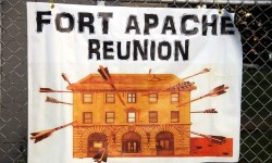 Ft. Apache Cops Recall Good Times During the Bad Old Days