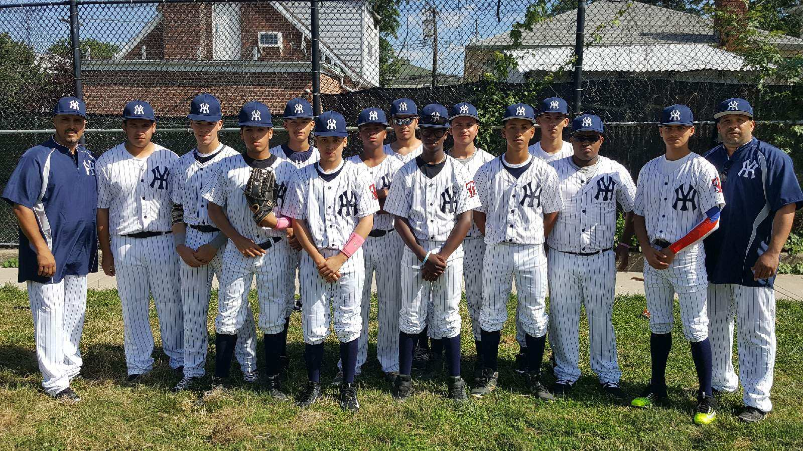 TM Bronx Hanks Yanks Credit: Rich Mancuso