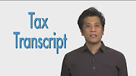 IRS Video Tax Tip: How to Use Get Transcript Online