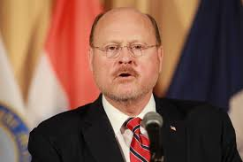 Joe Lhota, MTA Board Chairman, 2017