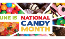 It's National Candy Month!
