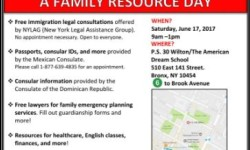 Key To The City Family Resource Day, June 17