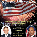New York Salutes America Fireworks Celebration 2017