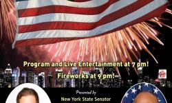 New York Salutes America Fireworks Celebration 2017