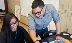 Rudy Blanco: DreamYard Prep Teacher is leading a digital revolution in the Bronx