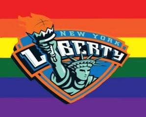 "New York Liberty ""Pride Night  -- LGBT Center"