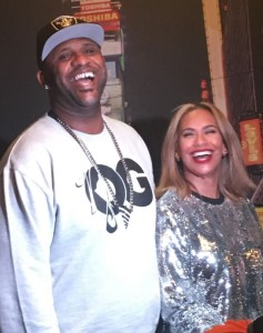2017 PitCCh In Foundation Charity Bowling Tournament · CC and Amber Sabathia. Photo credit: Brandon Colon