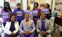 Councilmember Andy King Fight to #endALZ