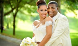 Tracy Morgan & Megan Wollover's Elegant Wedding -- Inside Weddings