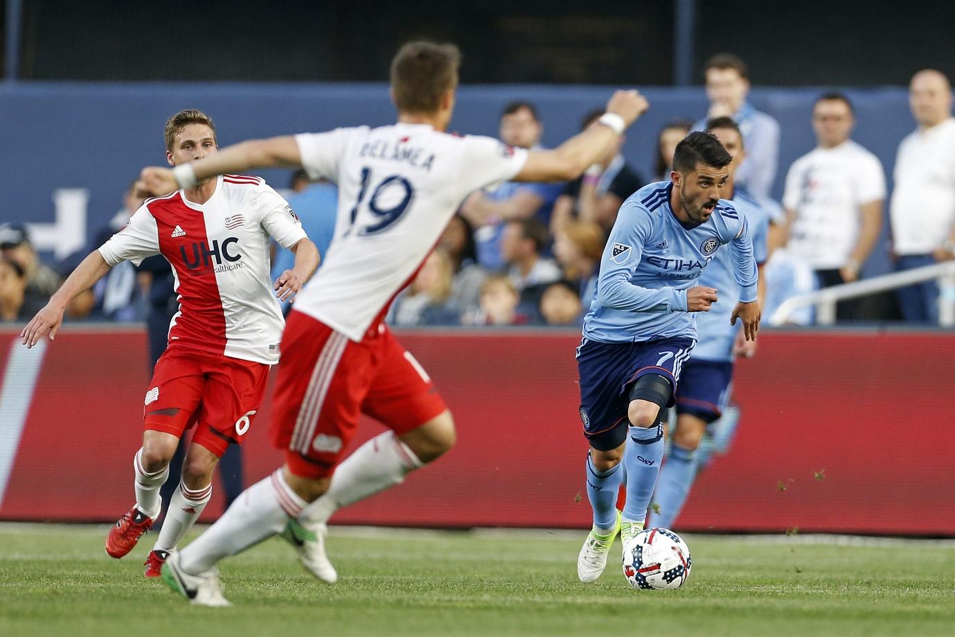 MLS: New England Revolution at New York City FC (usatoday.com)