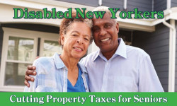 Senate Passes Bill Sponsored by Senator Savino to Bring Major Property Tax Savings On The Way for Seniors & Disabled New Yorkers