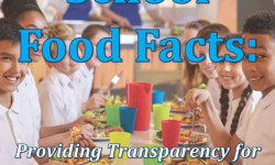 IDC releases School Food Facts: Providing Transparency for School Cafeteria Inspections