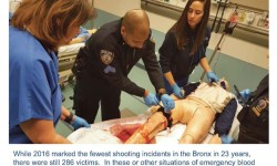 """Educational Event """"Stop The Bleed"""" 6/21/17 at Jacobi Hospital"""