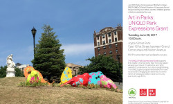 Art In The Parks: Flying High for Equality