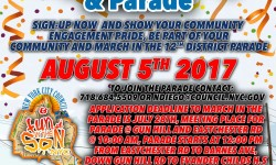 12th District Community Engagement Day & Parade