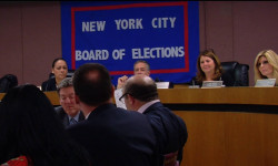 Bronx Democrats File Petitions