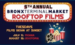 Free Summer Events at Bronx Terminal Market: Moana!