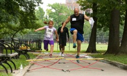 "City Parks Foundation Seeks Participants for Free ""Family Adventure Race"""