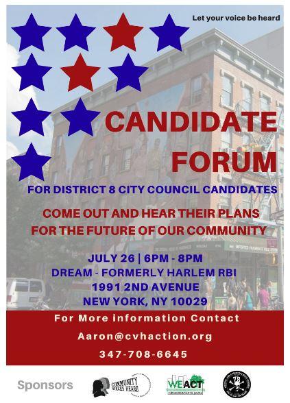 Council Candidates Forum_Harlem_CVH