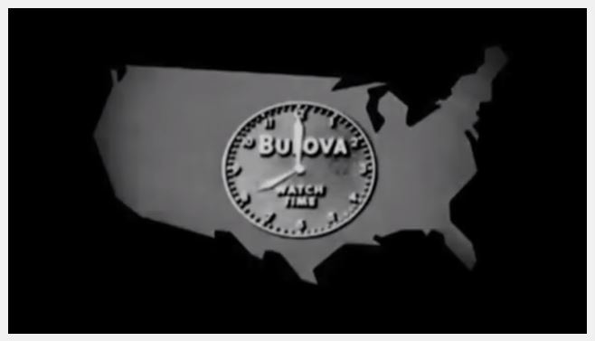 First TV AD_Bulova Watches_1941-YouTube