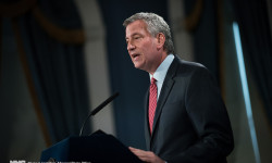 OPINION: Mayor de Blasio Has No Moral Compass