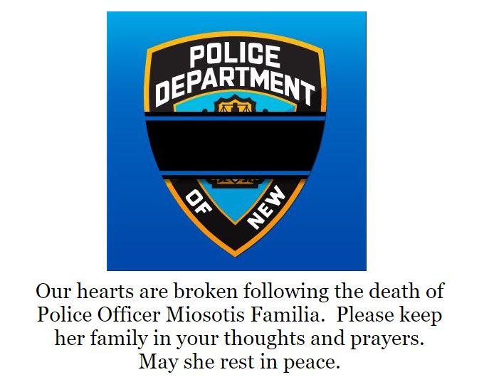 Fallen NYPD Hero