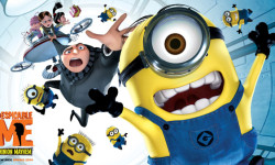 Universal Studios Hollywood Despicable Me Minion Mayhem