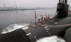 USS Seawolf SSN-21 | (U.S. Navy photo by Lt. Cmdr. Greg Kuntz/Released)