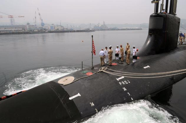 USS Seawolf SSN-21 | US Navy