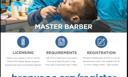 FREE Master Barber Licensing Program – July 24